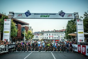 Night Criterium - Kranj 2016, on July 30, 2016 in Kranj, Slovenia. Photo by Vid Ponikvar / Sportida